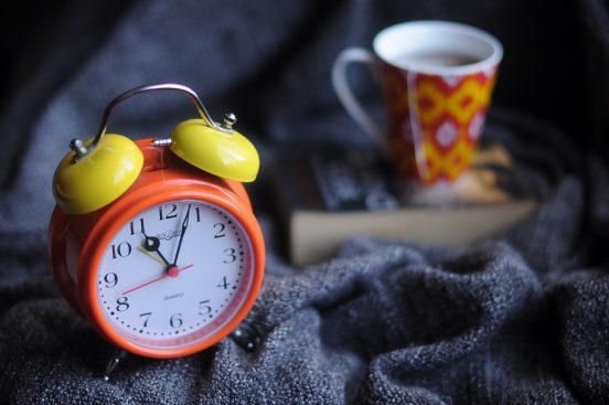 Streamline Your Morning to get Time